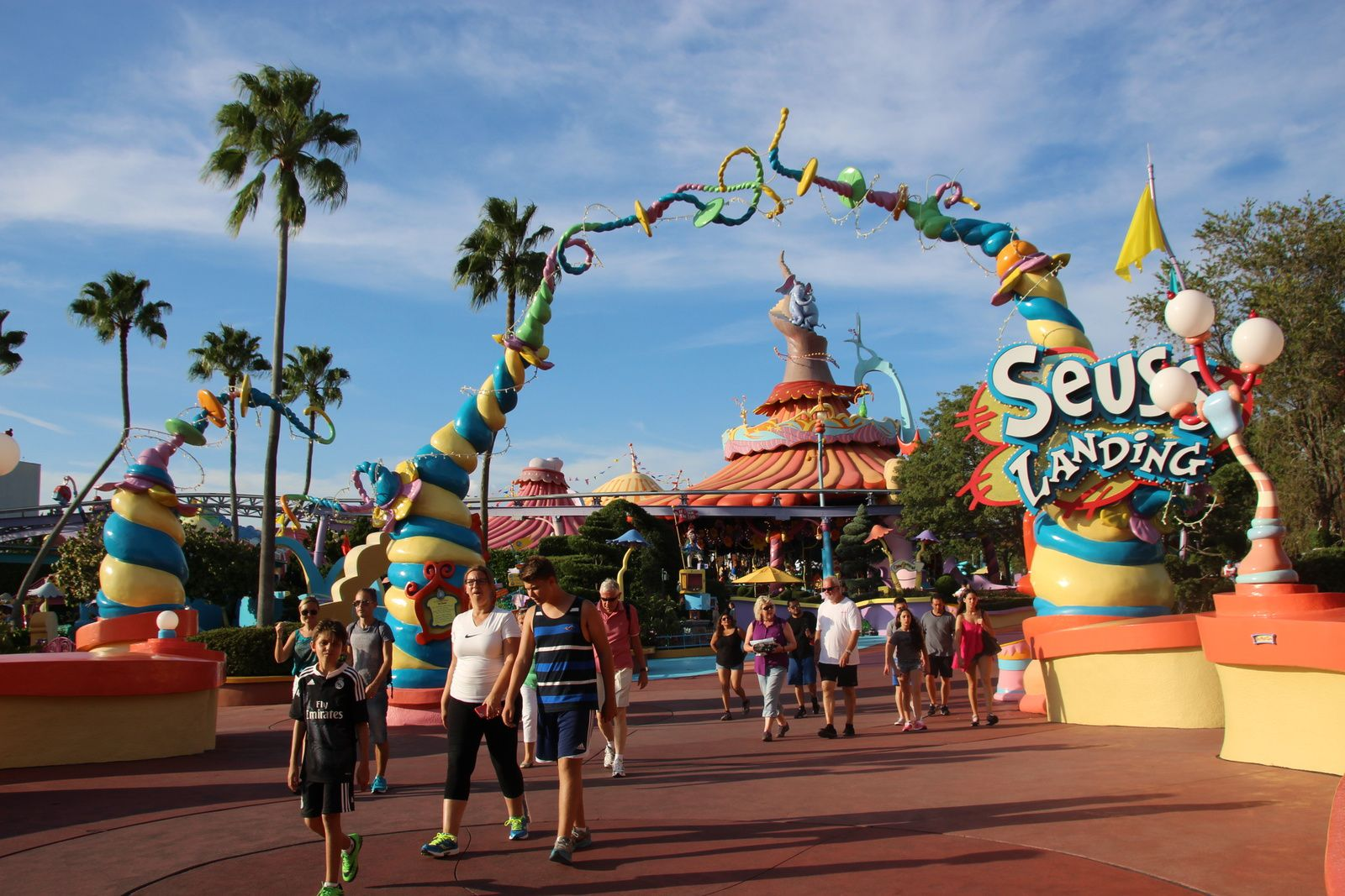 Seuss Landing : Universal's Islands of Adventure