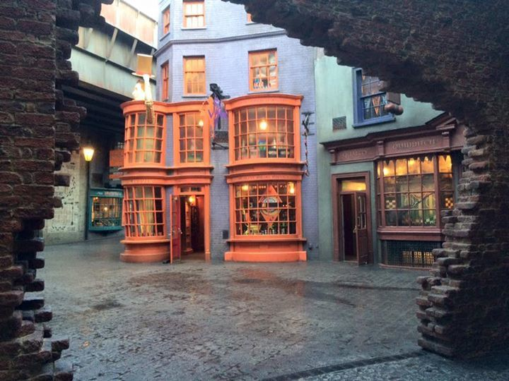 Diagon Alley ! : The Wizarding World of Harry Potter