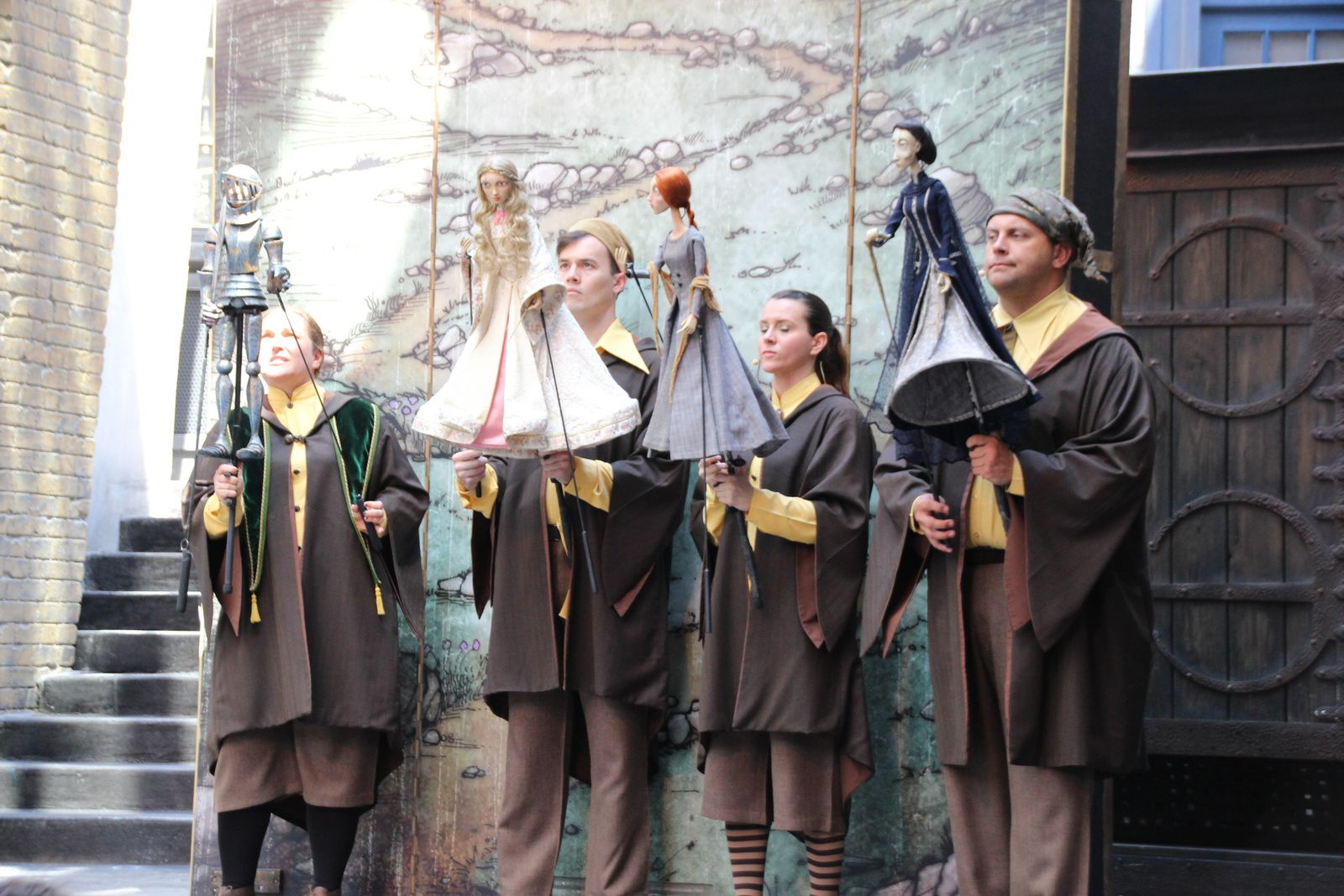 Spectacle : les contes de Beedle le Barde : The Wizarding World of Harry Potter