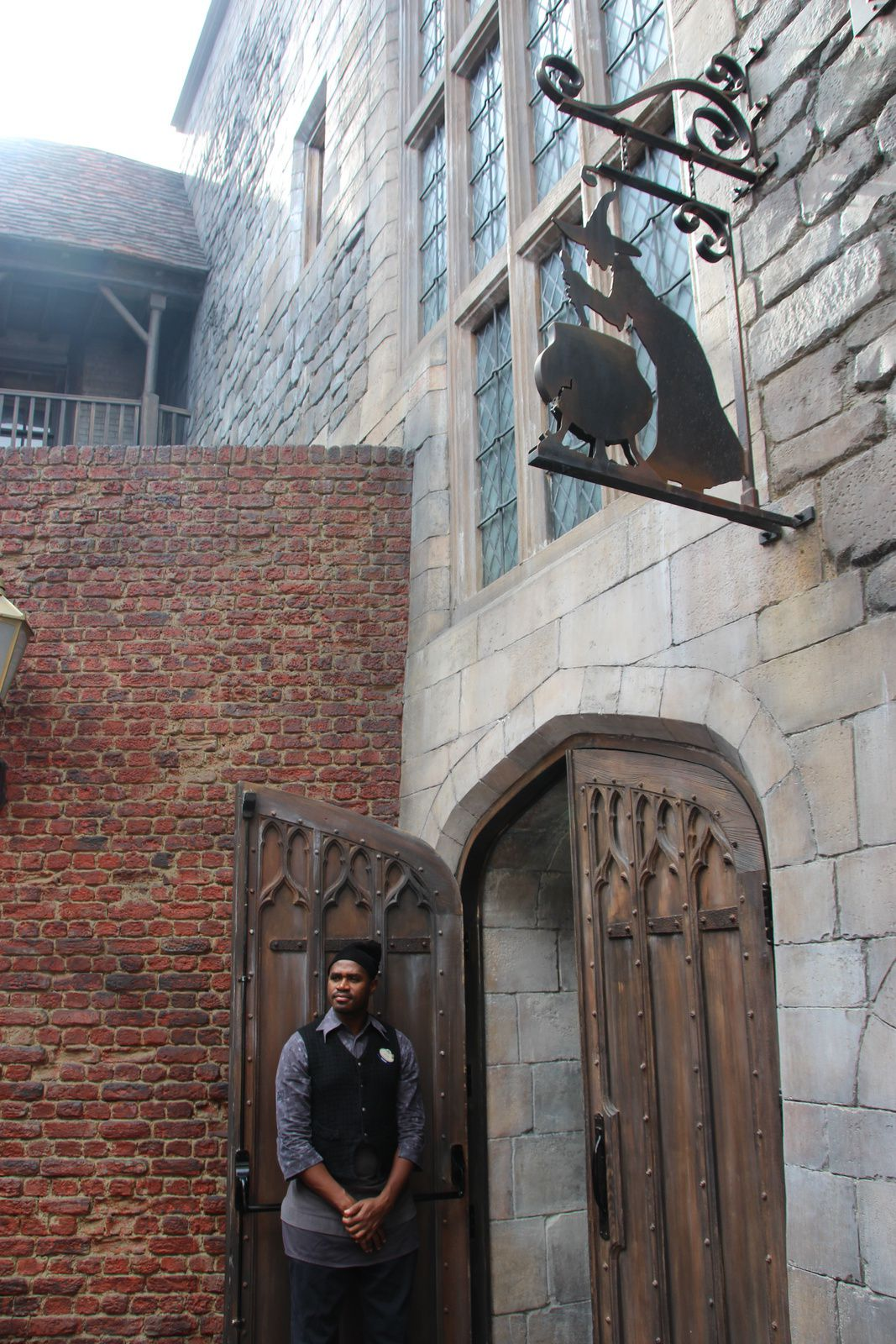 Le Chaudron Baveur : The Wizarding World of Harry Potter