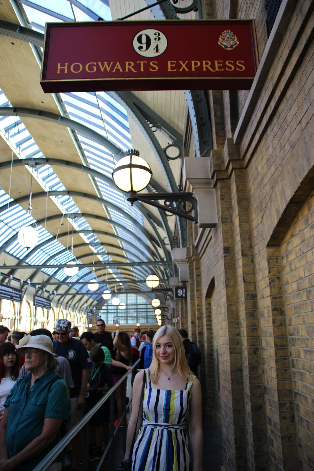 Le Poudlard Express : The Wizarding World of Harry Potter