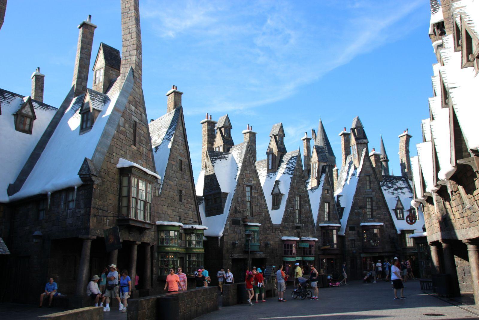 Pré-au-Lard : The Wizarding World of Harry Potter