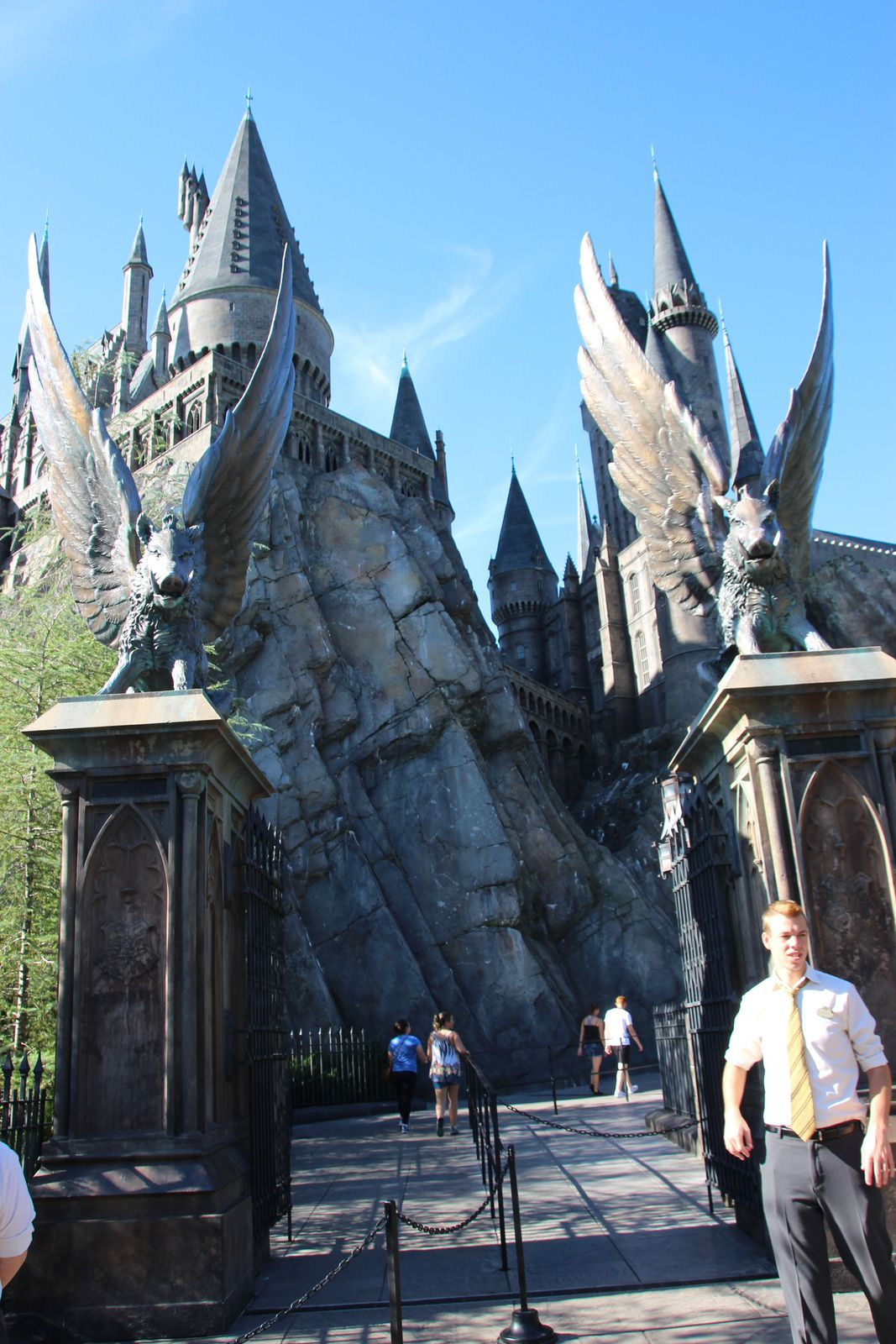 Poudlard : The Wizarding World of Harry Potter