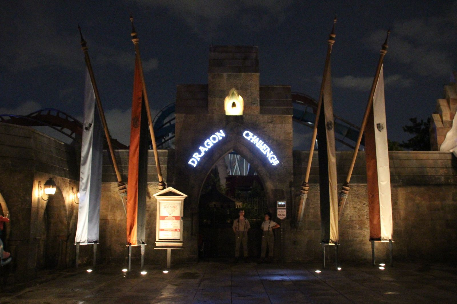 Dragon Challenge : The Wizarding World of Harry Potter