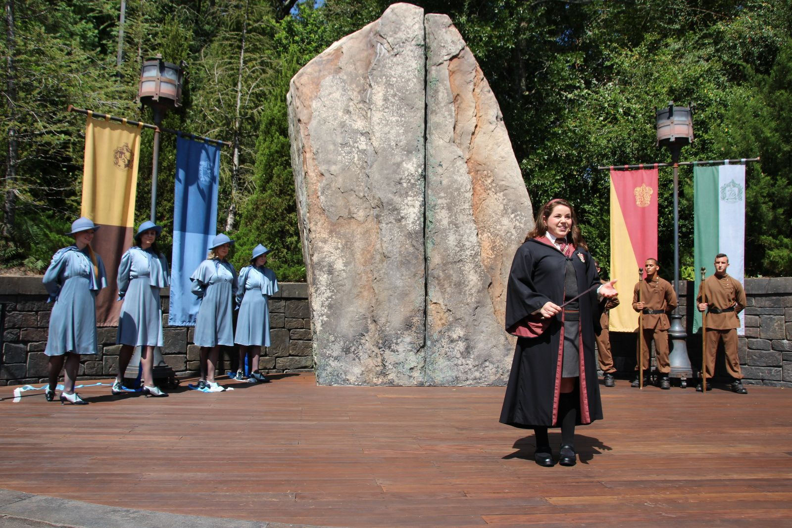 Beauxbâtons et Durmstrang : The Wizarding World of Harry Potter