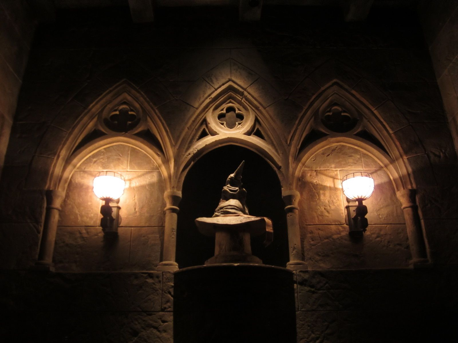 Harry Potter and the Forbidden Journey : The Wizarding World of Harry Potter