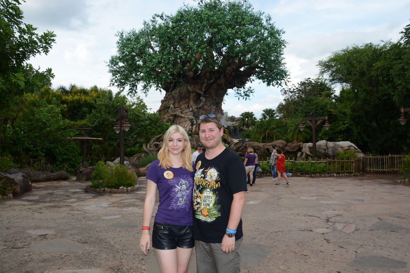 Animal Kingdom : Oasis & Discovery Island