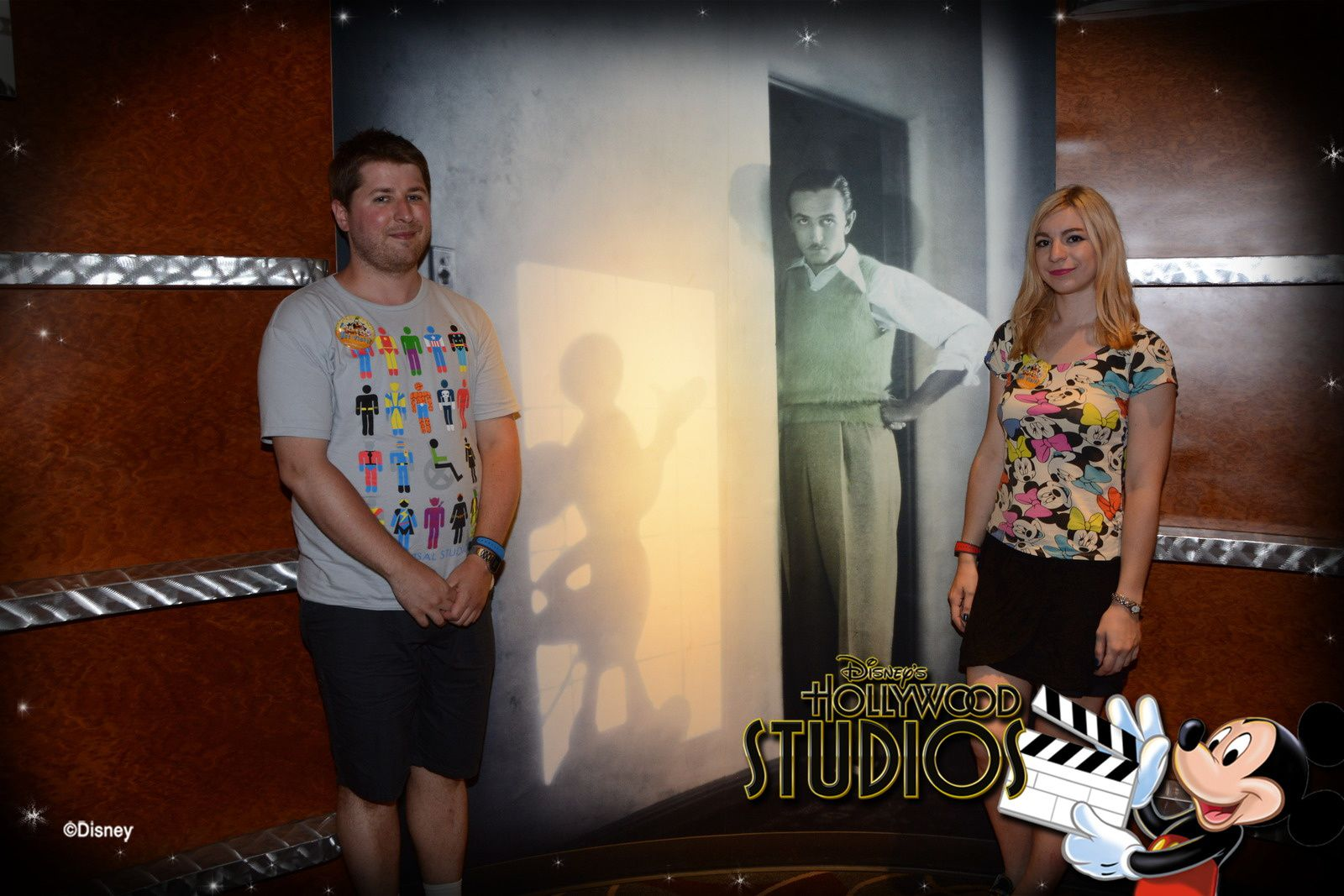 Hollywood Studios : Streets of America &amp&#x3B; Animation Courtyard