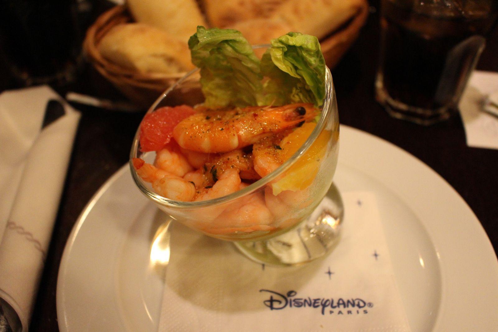Le restaurant Silver Spur Steakhouse à Disneyland Paris