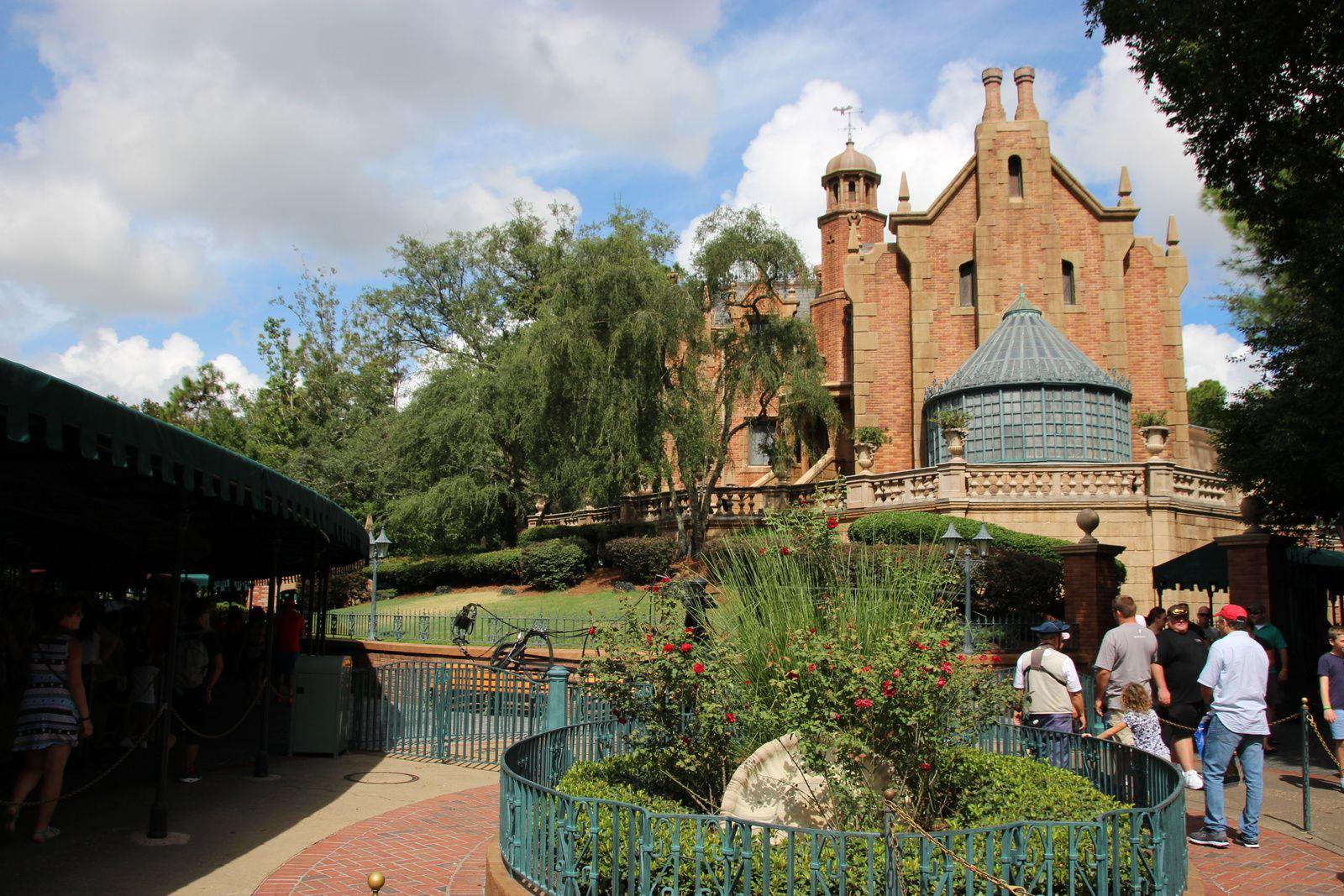 Magic Kingdom : Liberty Square
