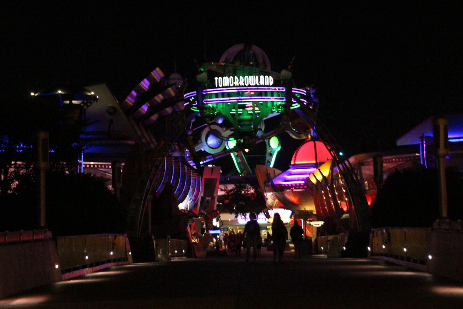 Magic Kingdom : Tomorrowland