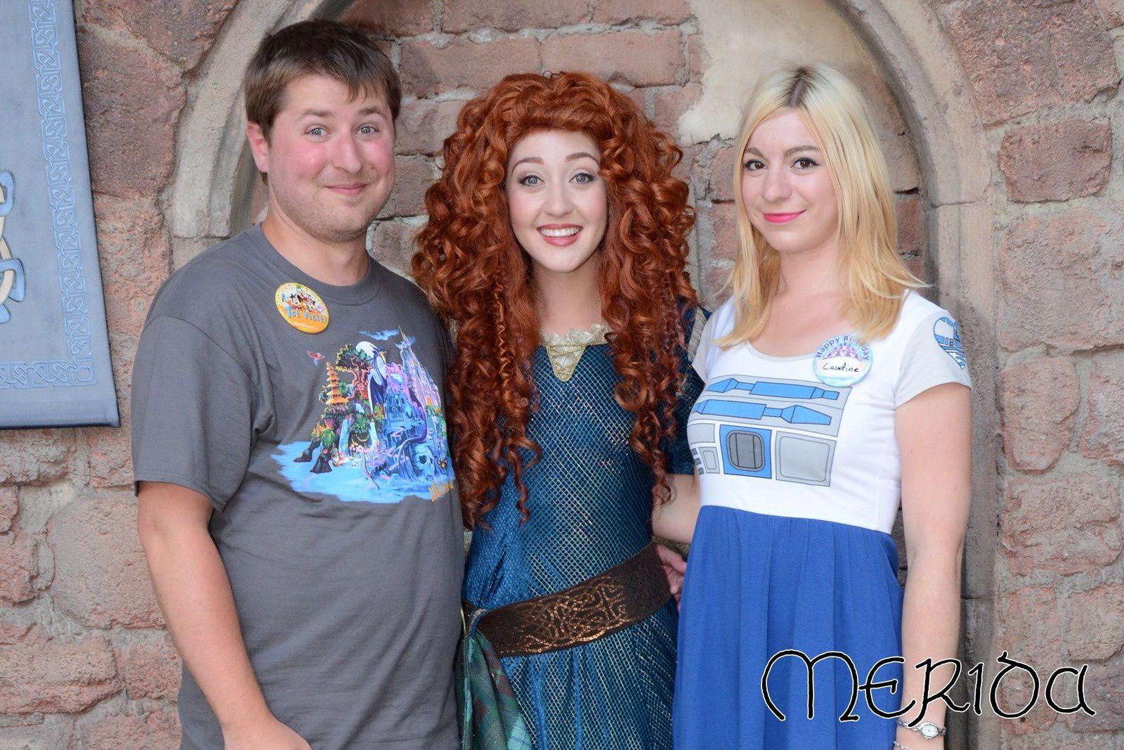 Fantasyland : l'univers d'Ariel, de Raiponce, et des rencontres-personnages