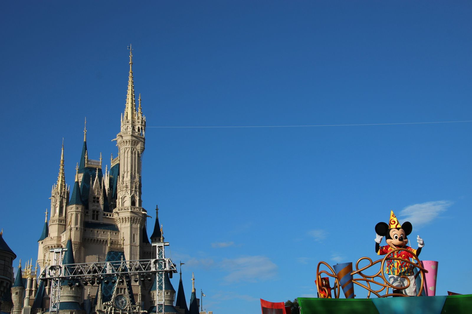 Walt Disney World : les parades du Magic Kingdom