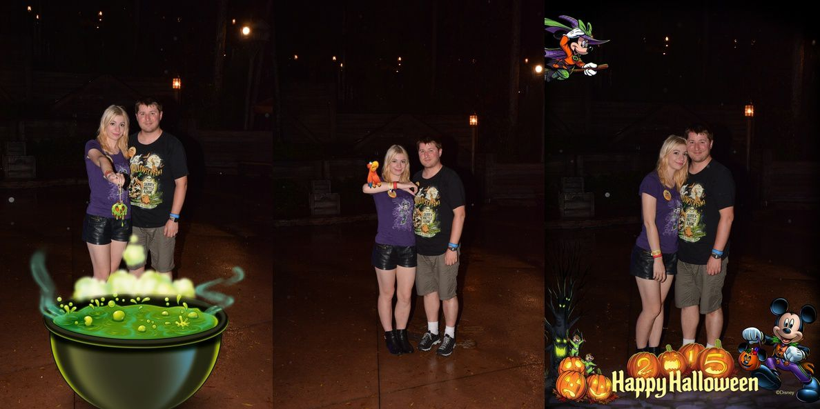 Walt Disney World : Mickey's Not So Scary Halloween Party
