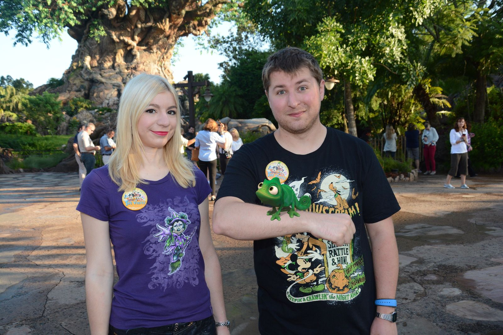 Animal Kingdom : Pascal et Clochette