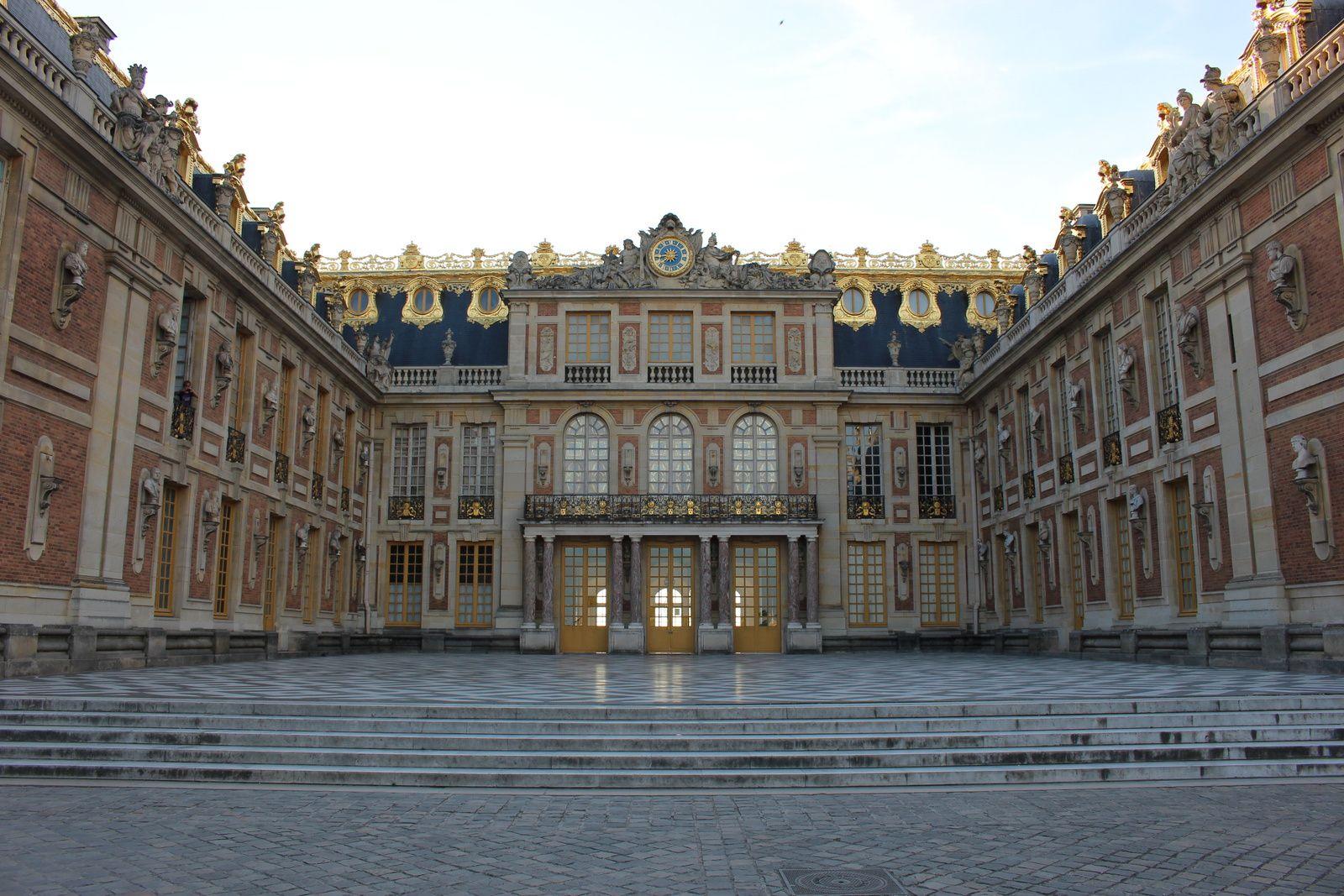 Le château de Versailles : La Sérénade royale et les Grandes eaux nocturnes