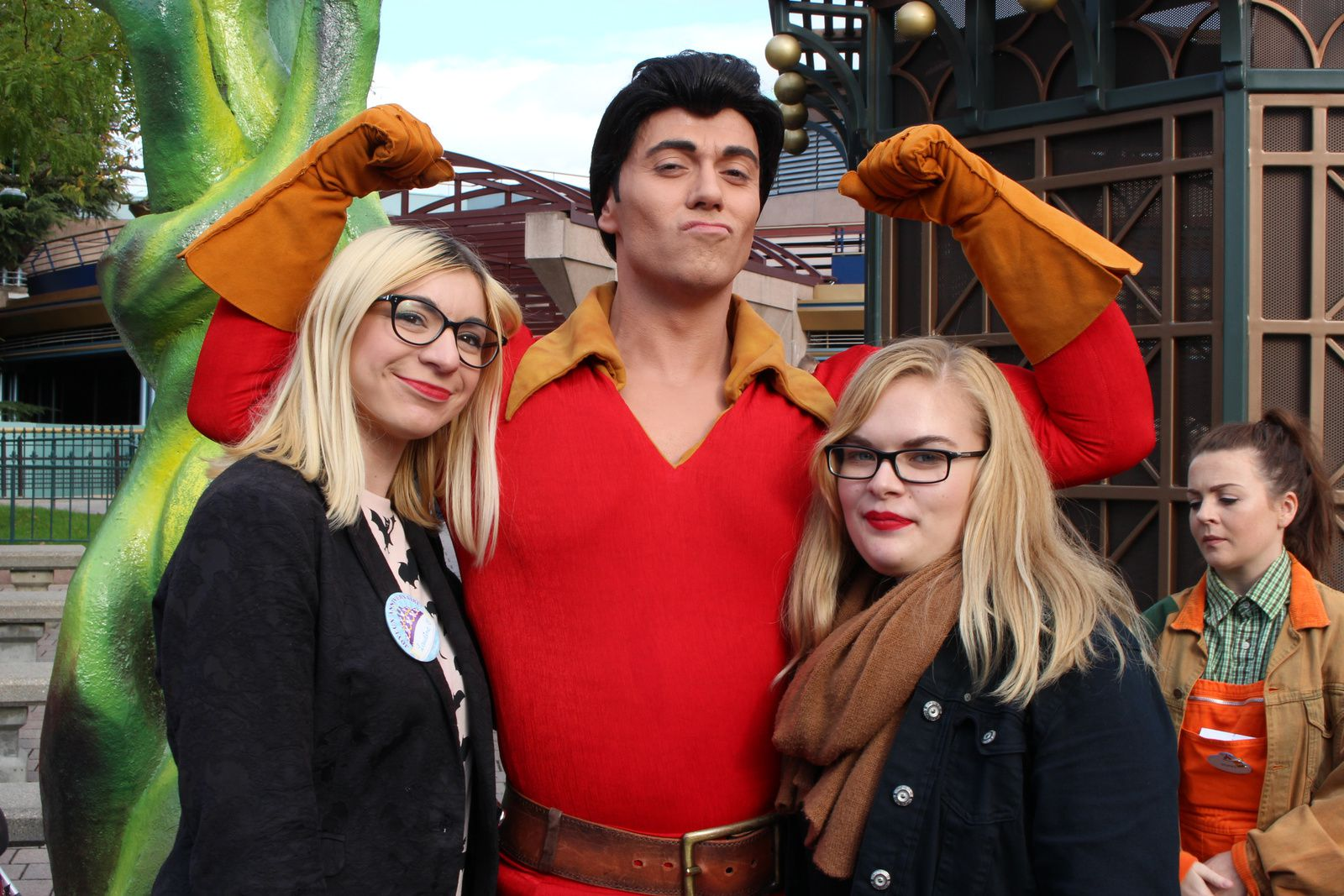 La saison Halloween à Disneyland Paris (2016)