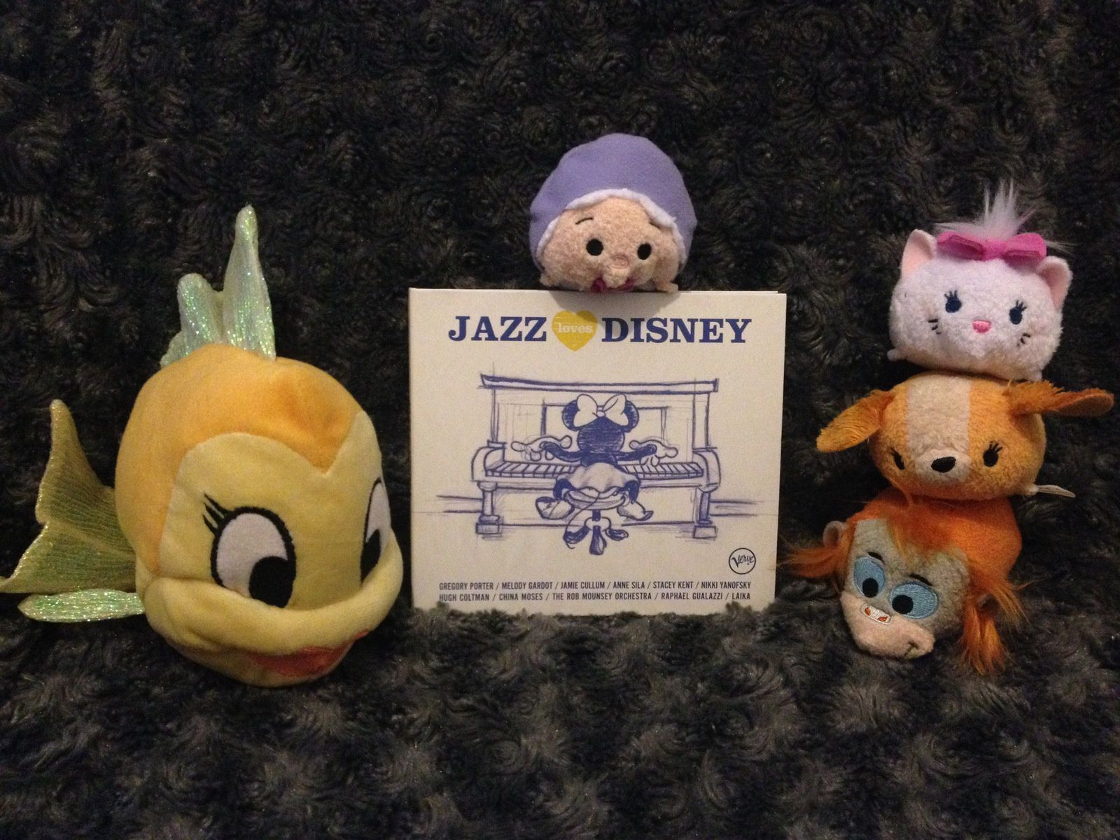 Disney en musique ! We Love Disney 3 et Jazz Loves Disney