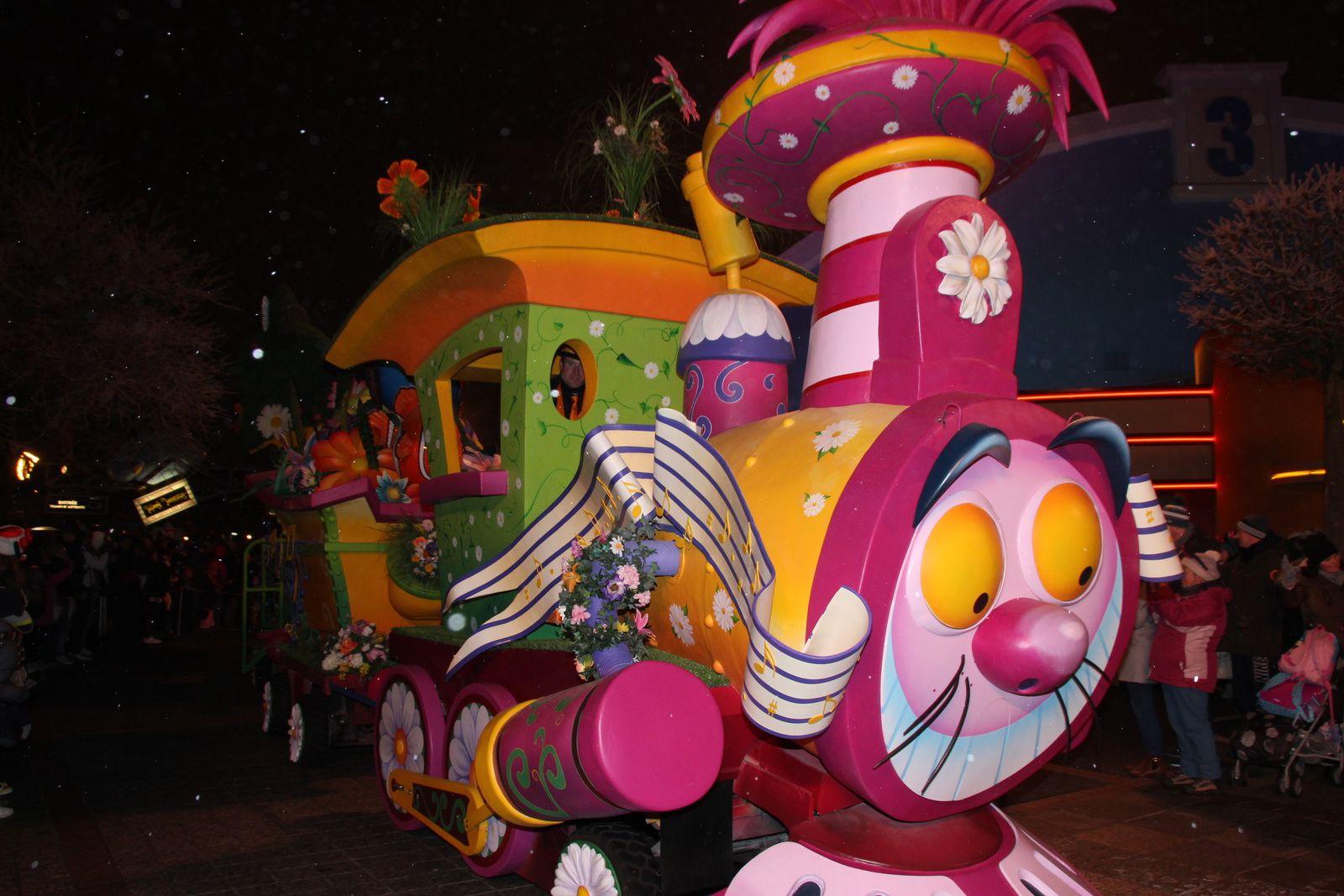 Comment fête-on le Nouvel An à Disneyland Paris ?