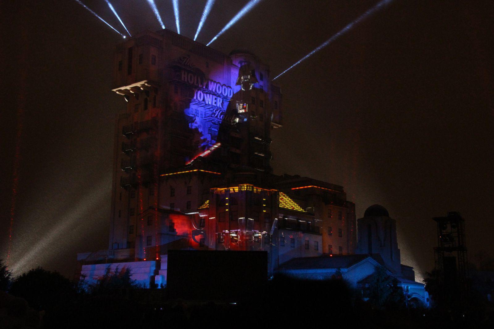 La Saison de la Force à Disneyland Paris