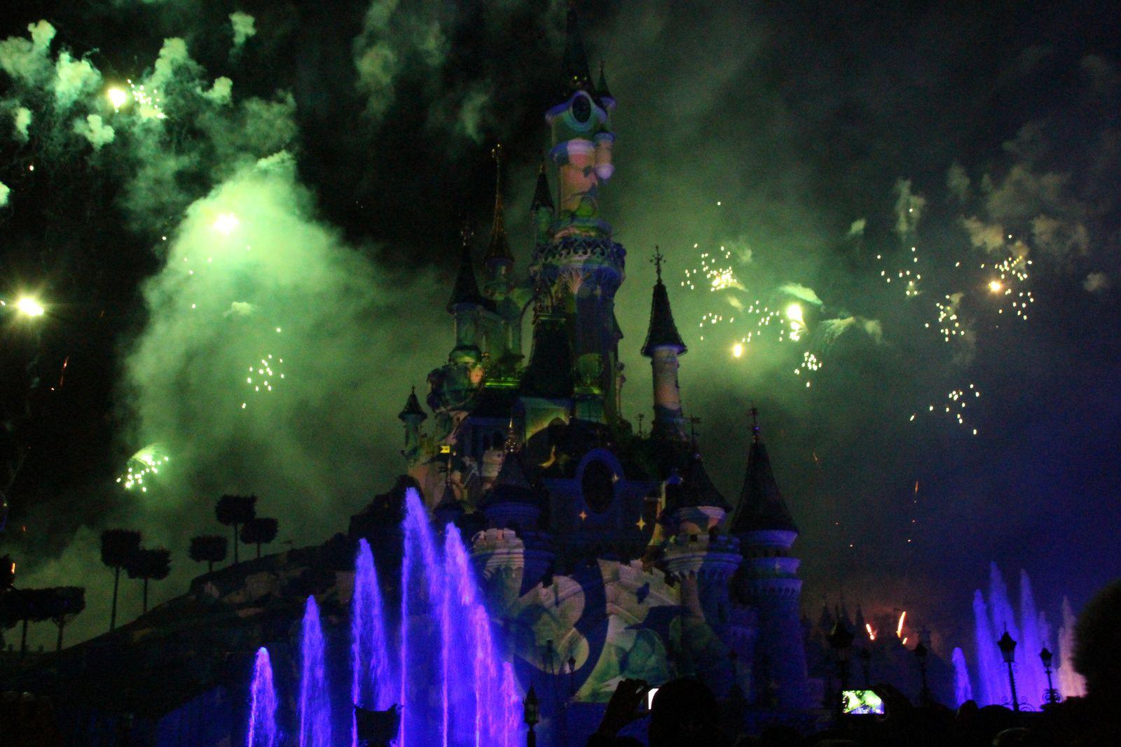 La Saint Patrick à Disneyland Paris (2017)