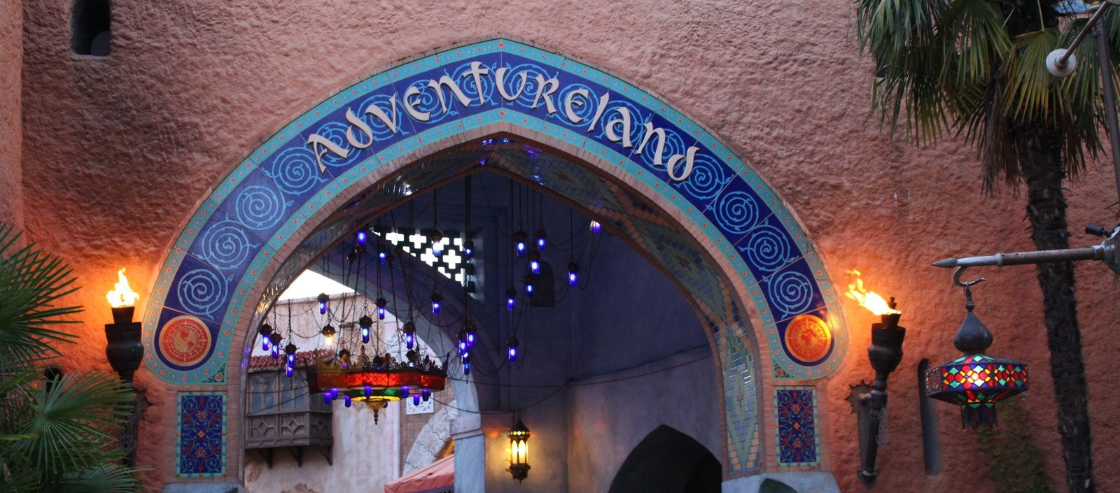 Les restaurants d'Adventureland à Disneyland Paris