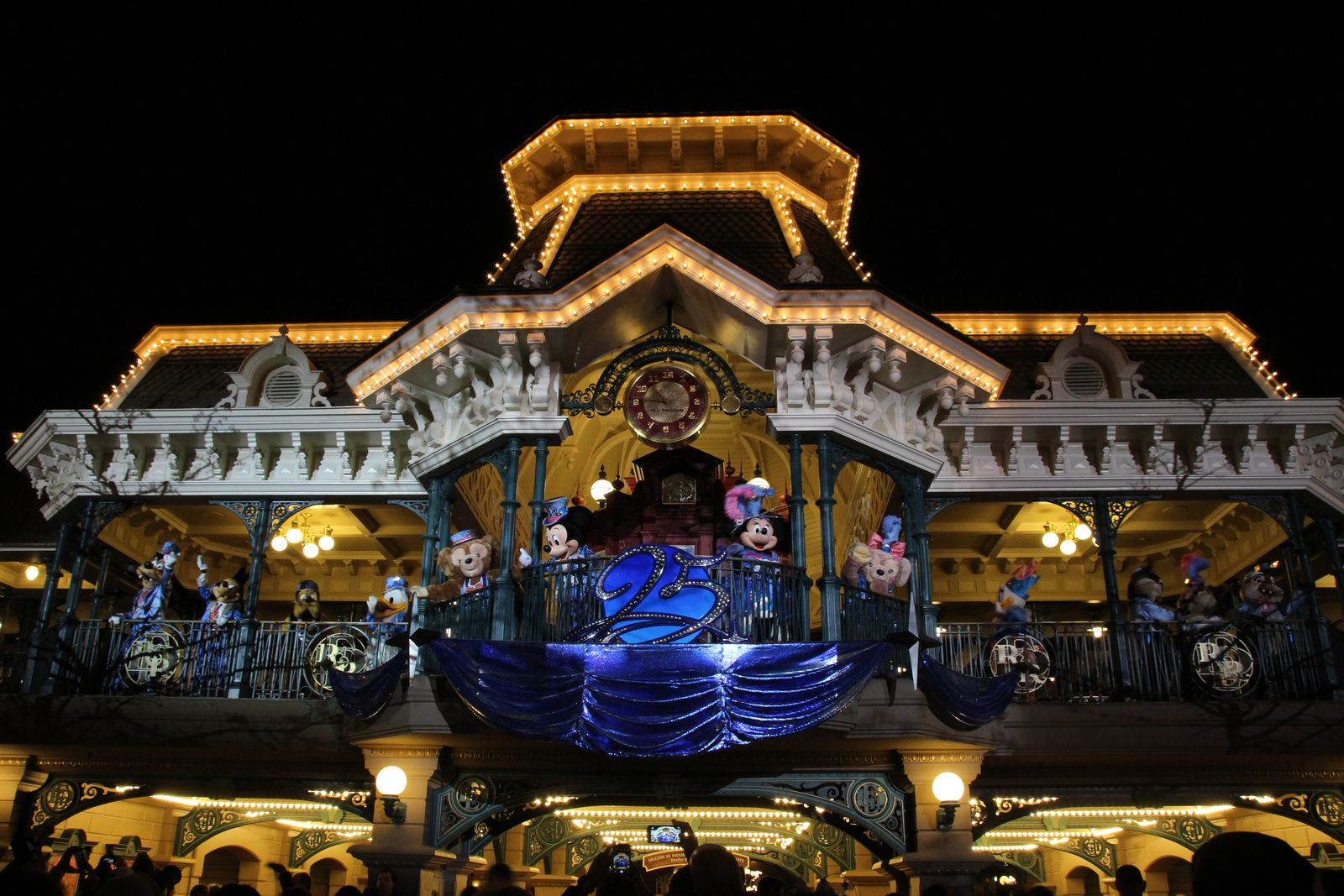 12 avril 2017 : les 25 ans de Disneyland Paris !
