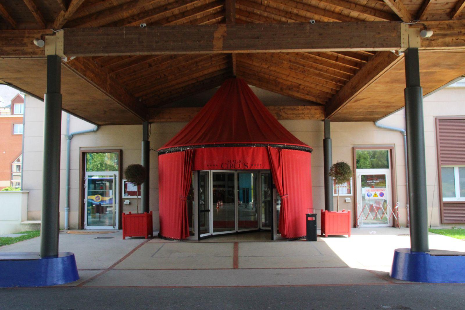 Salle De Bain Hotel Cheyenne Disney ~ l h tel magic circus partenaire de disneyland paris les