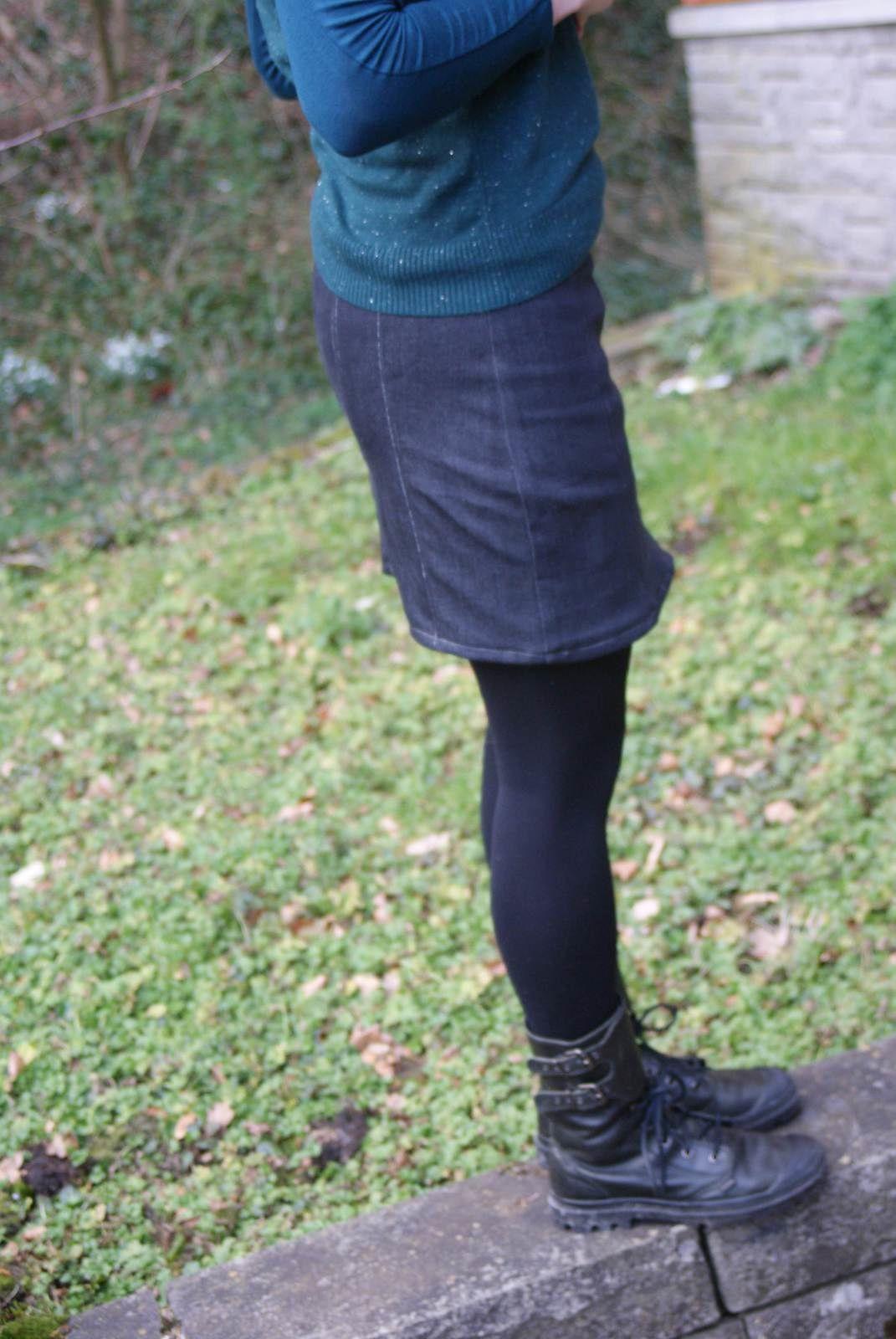 Mini jupe Livie