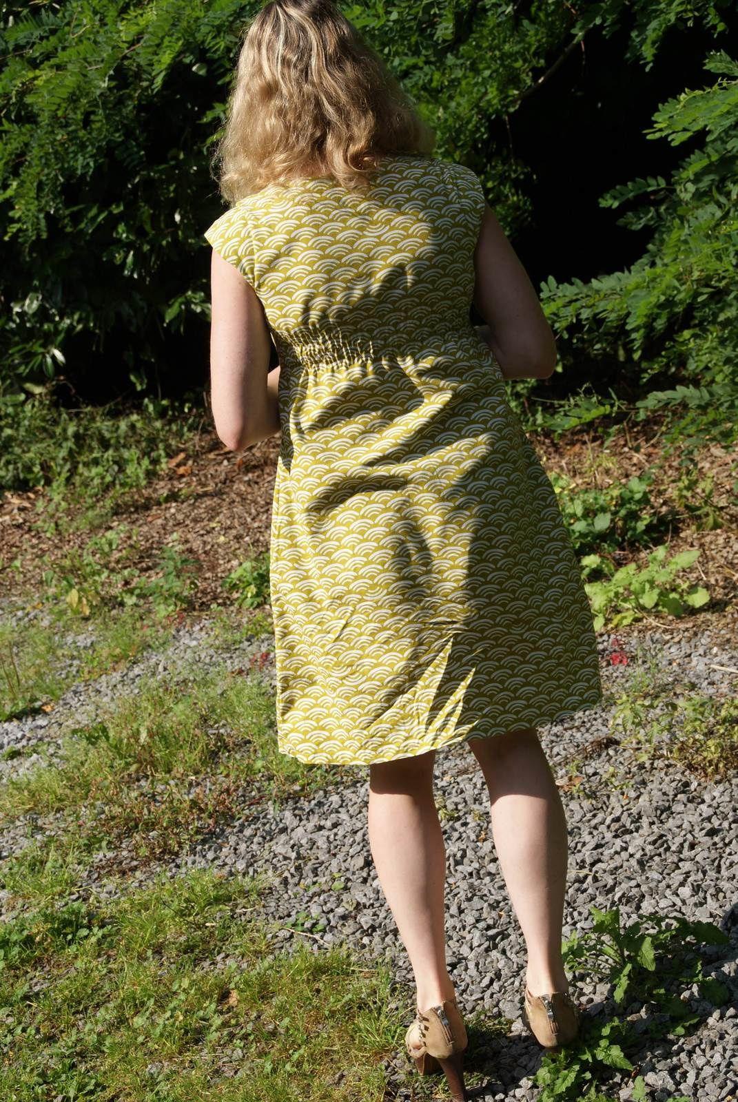Koï Washi Dress