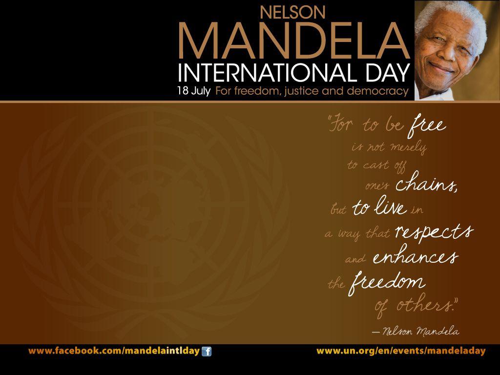 Nelson Mandela 'Madiba' Birthday Wishes