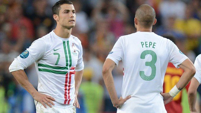 Ronaldo proud in defeat