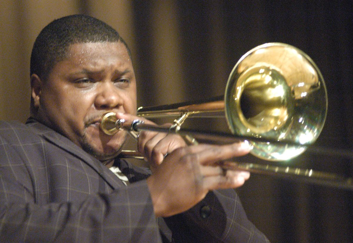 Wycliffe Gordon To Perform At Joy Of Jazz