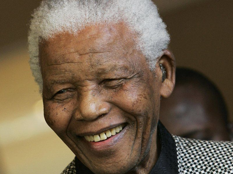 Nelson Mandela is being treated for a lung infection, and is responding to the treatment, the Presidency said in an update on the former president's health on Tuesday. Mandela was admitted to an undisclosed hospital in Pretoria on Saturday in order to undergo tests.