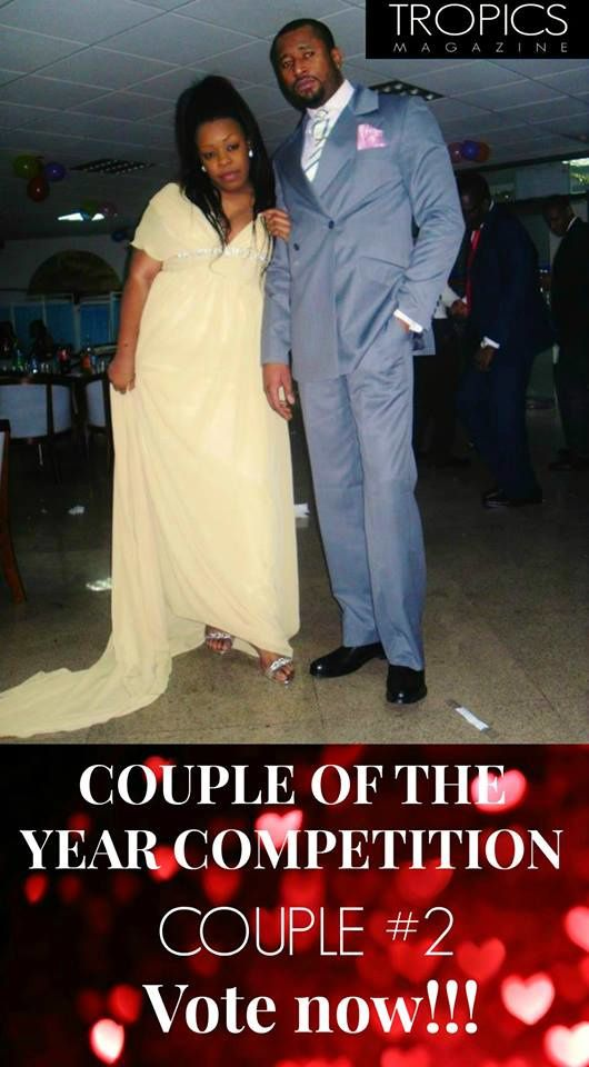TROPICS MAGAZINE &quot&#x3B;Couple of the Year 2014&quot&#x3B; Applicants