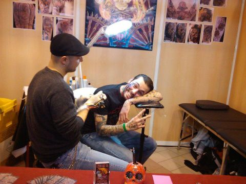 Toulouse tattoo !