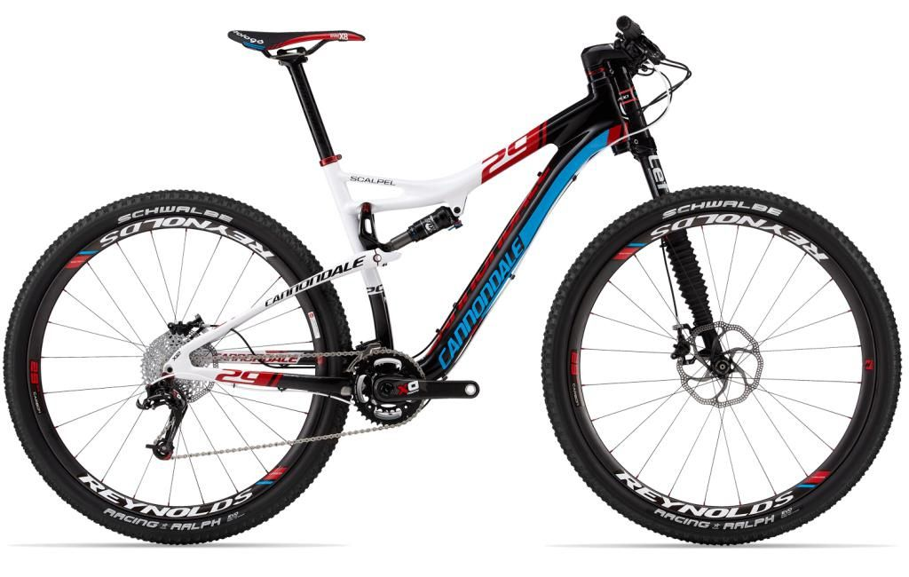 Cannondale Scalpel Carbone 1 2013
