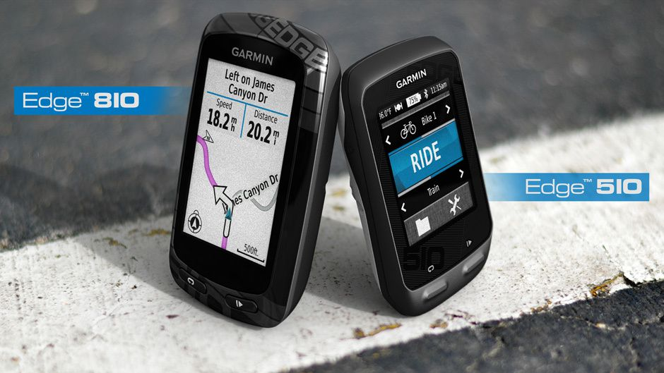 New Garmin EDGE 510