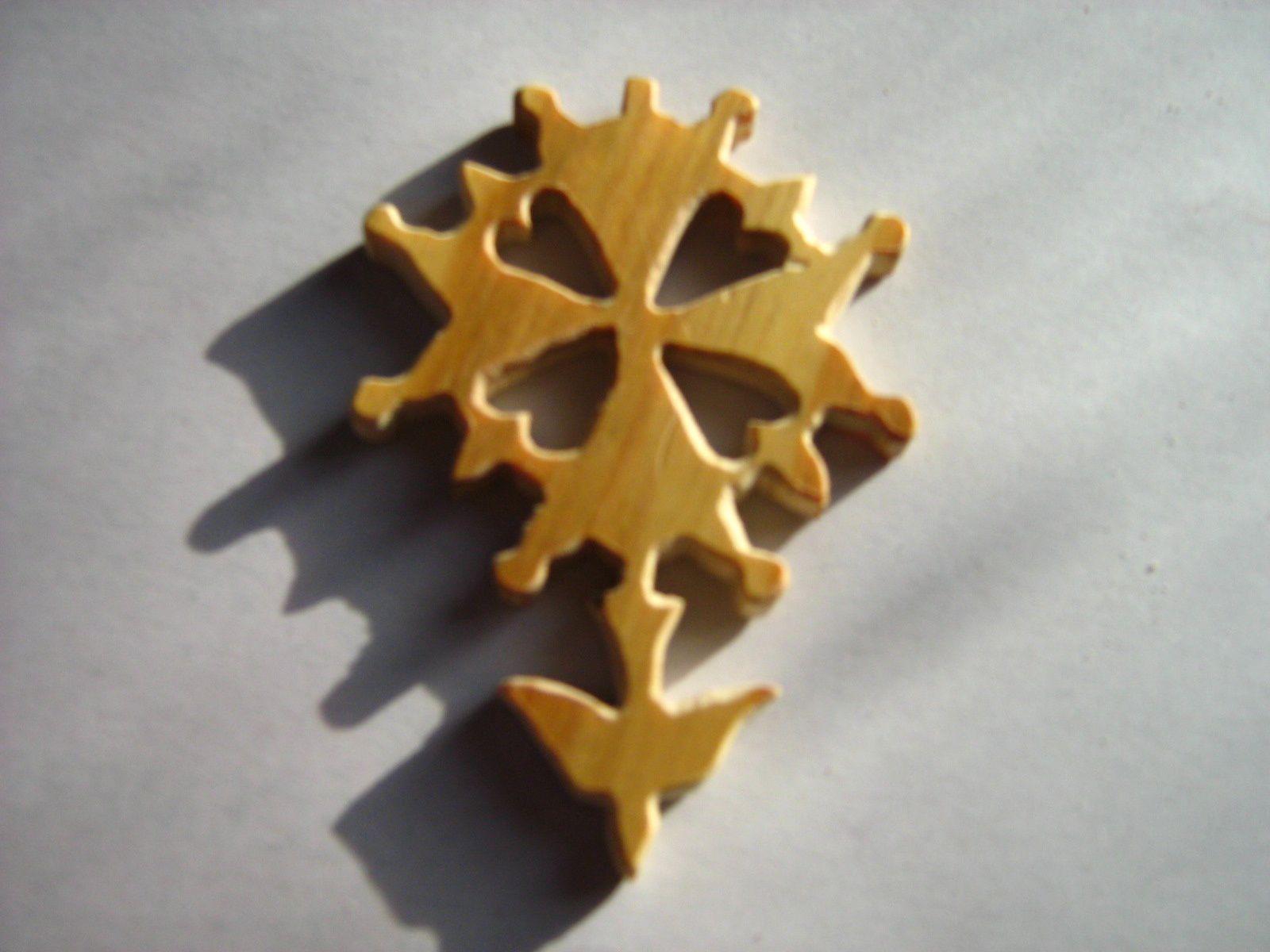 croix huguenote porte clefs ~ Croix Huguenote En Bois