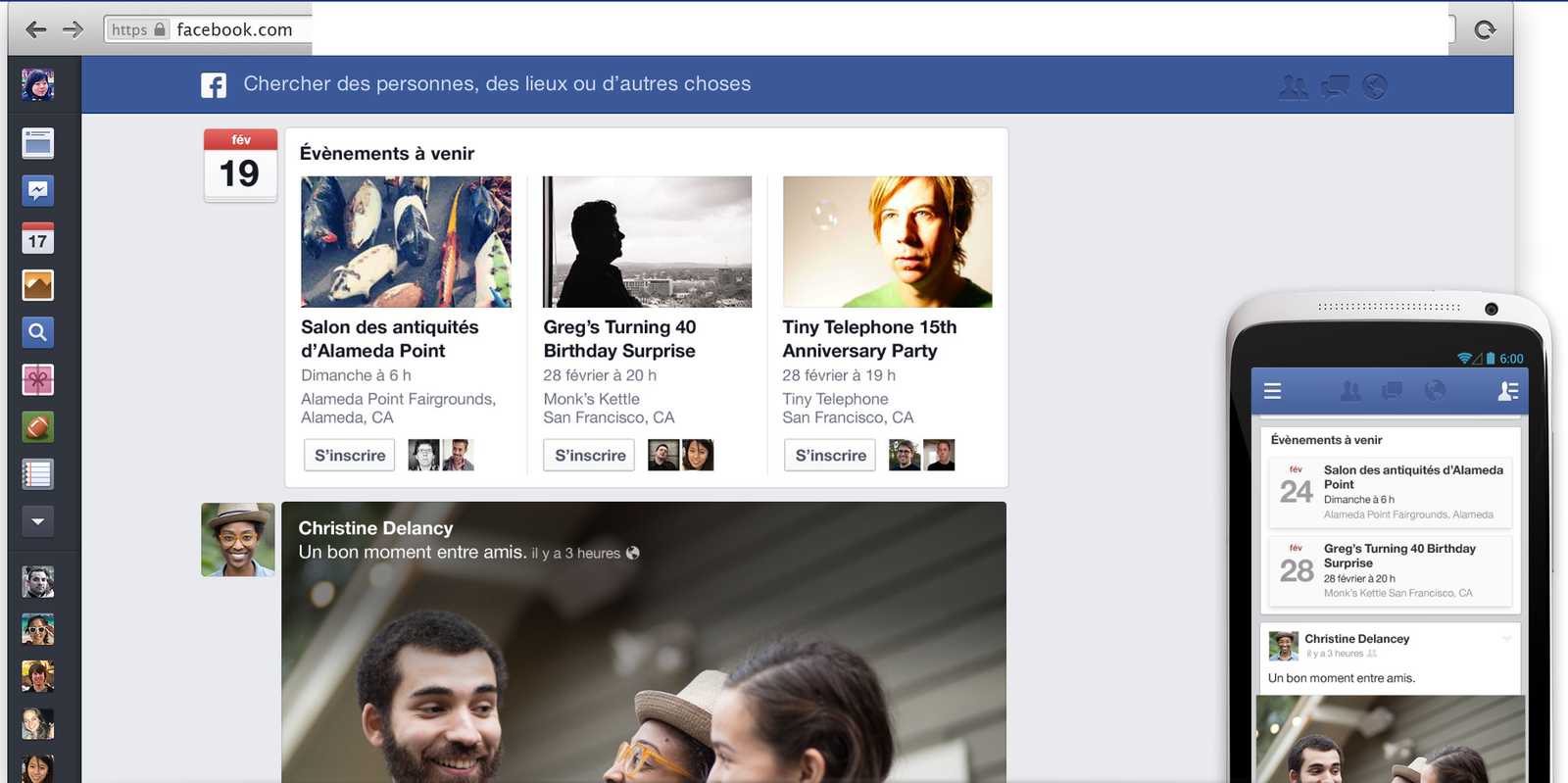 Nouvelle Timeline de Facebook : le nouveau quotidien local ?