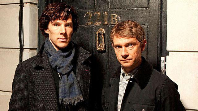 Sherlock, la fin de la saison 1
