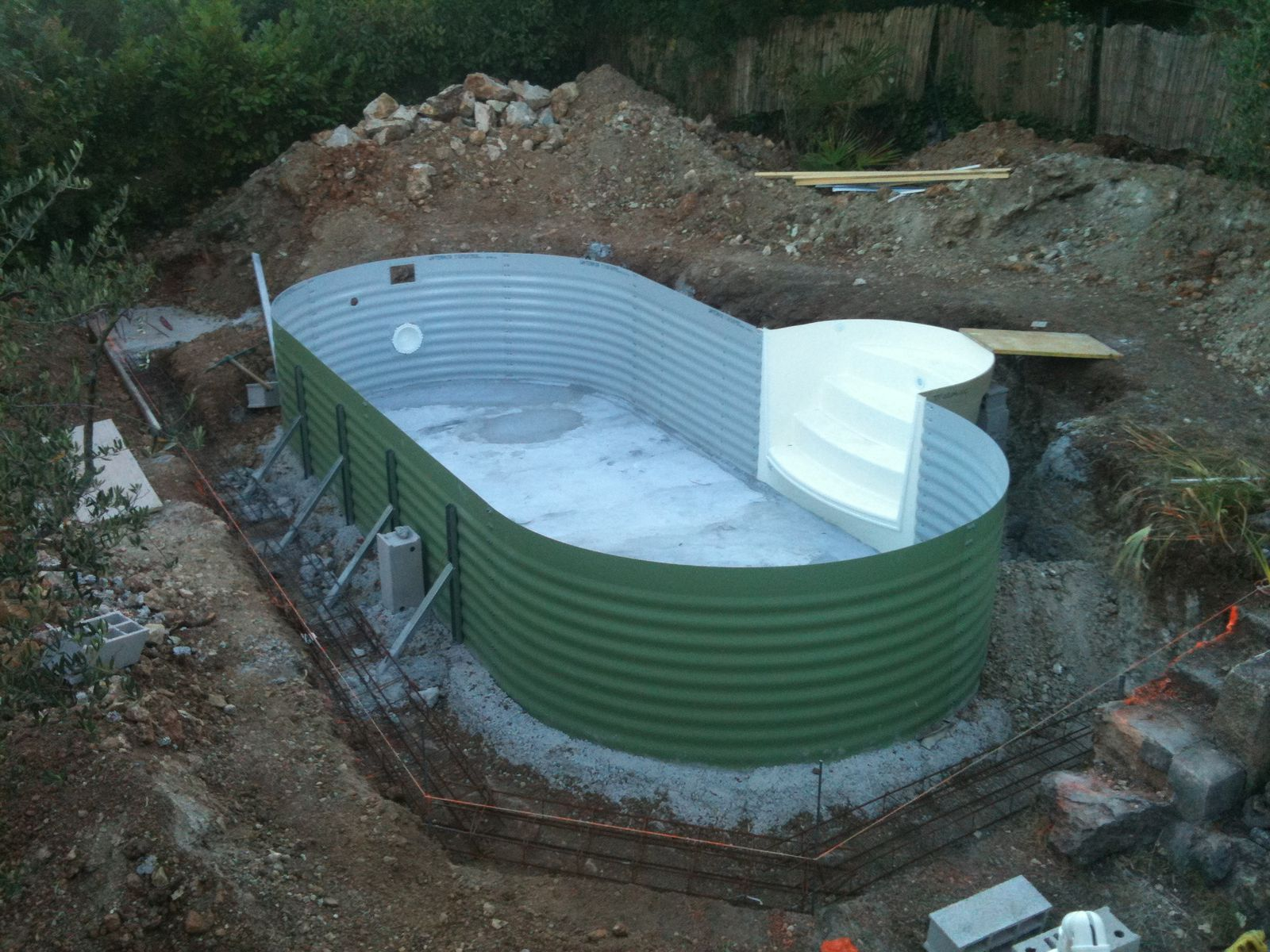 Articles populaires construction de notre piscine waterair for Article piscine