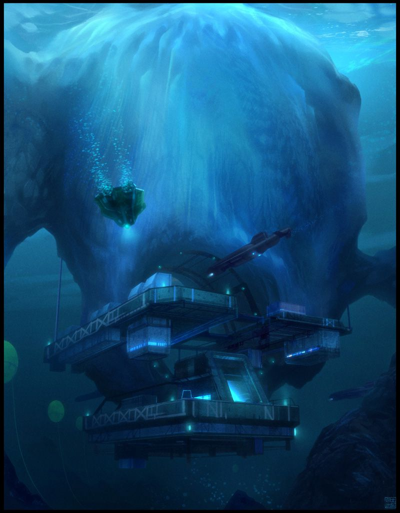 Azzura la planète bleue