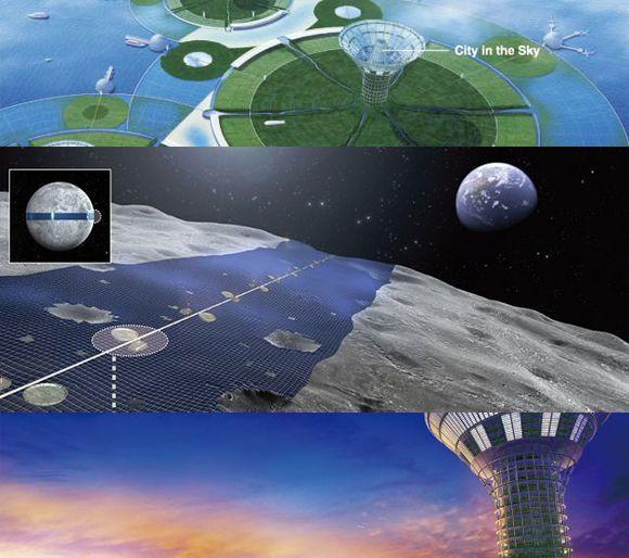 7 mega proyectos de ingeniería japonesa para el futuro..