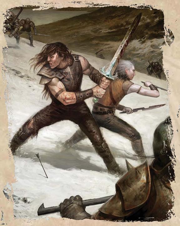Savage Midnight - chapitre 3 - équipement