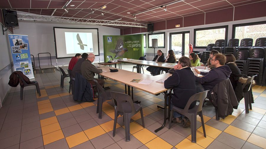 1 re formation busards lpo nord - Formation cuisine nord ...