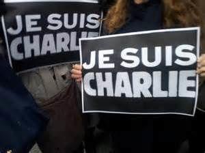 Nous sommes et resterons Charlie !