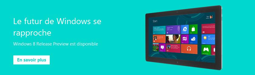 Sorties Windows 8 et Office 2013