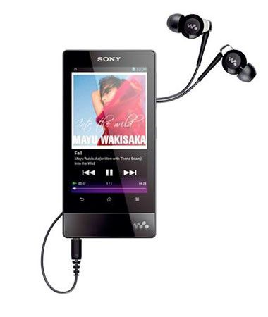 Walkman Sony sous Android