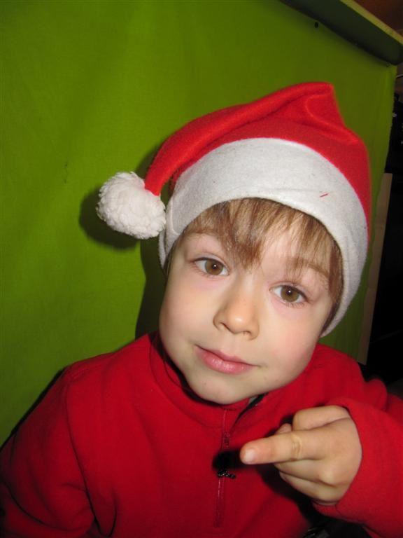 Ho ho ho, joyeux réveillon de Noël!!!